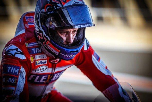 Andrea Dovizioso hätte Ducati fast zum MotoGP-Titel 2017 geführt - Foto: gp-photo.de