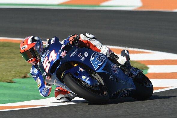 Mattia Pasini war in Valencia schnellster Mann - Foto: LAT Images