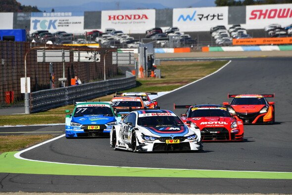 Am 23. und 24. November treten DTM und Super GT zum Dream Race in Fuji an - Foto: BMW Motorsport