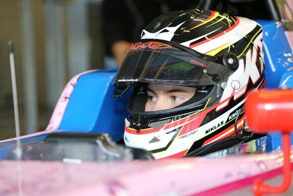 Neue Herausforderung: Niklas Krütten wechselt vom Kartsport in die Formel 4 - Foto: BWT Mücke Motorsport