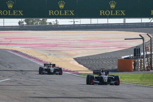 Sieg für Rene Binder in Bahrain - Foto: Rene Binder