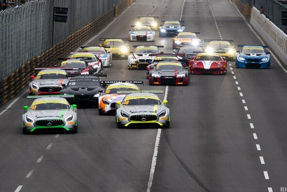 FIA WMSC bestätigt den GT-Weltcup für Macau 2018 - Foto: Macau Grand Prix