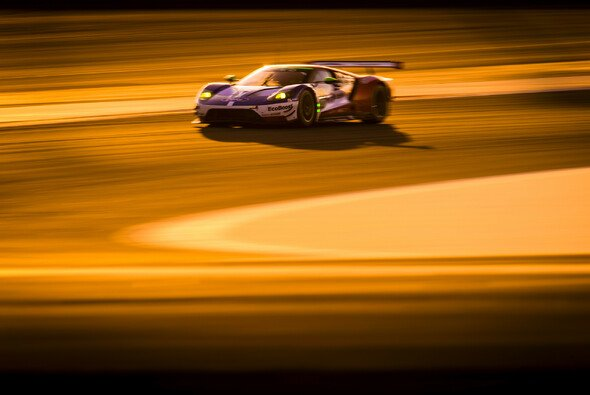 Platz fünf für Stefan Mücke beim WEC-Saisonfinale in Bahrain - Foto: Ford Chip Ganassi Racing