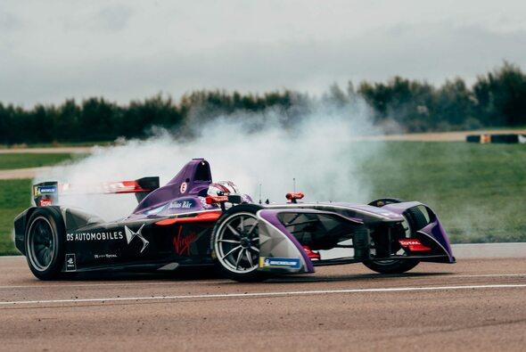 Die Formel E verlängert den Vertrag mit Reifenlieferant Michelin für weitere Jahre - Foto: DS Virgin Racing