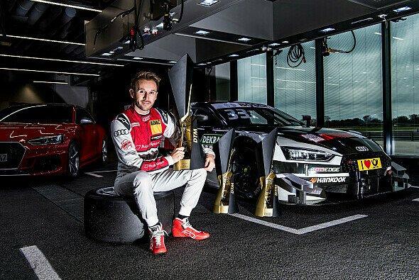 Rene Rast geht erstmals beim Race of Champions an den Start - Foto: Audi Sport