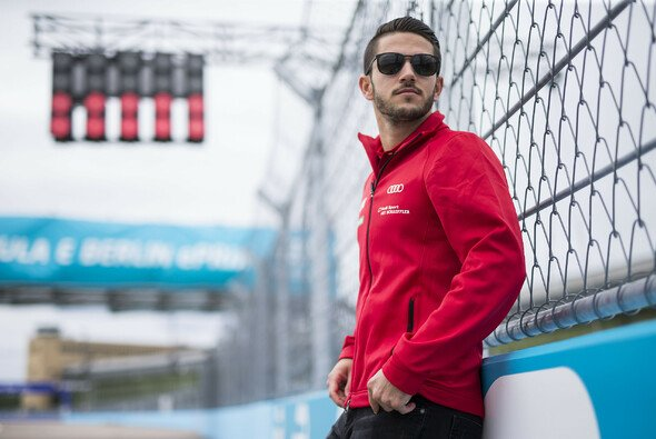 Daniel Abt tritt als Audi-Werksfahrer zur 4. Saison der Formel E an - Foto: Abt Sportsline