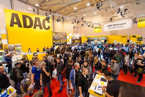 ADAC Motorsport und Klassik ist in Halle 3 zu finden - Foto: ADAC Motorsport