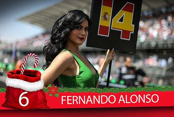 Fernando Alonso holte das Maximum aus der Saison heraus - Foto: Motorsport-magazin.com