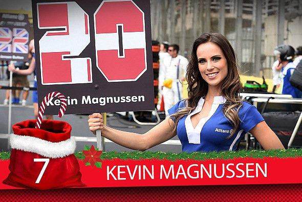 Kevin Magnussen sorgte in der Formel-1-Saison bei Gegnern wie Nico Hülkenberg und Fernando Alonso für Unmut - Foto: Motorsport-magazin.com