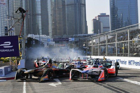 Die Formel E ist in Hongkong in die neue Saison gestartet - Foto: Formel E