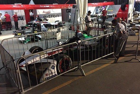 Audi hat sich gegen eine Berufung entschieden, Daniel Abt verliert den Sieg - Foto: Mackie