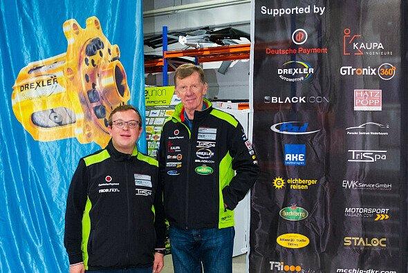 Walter Röhrl stattete raceunion Huber Racing einen Besuch ab - Foto: Digital Design Steinkohl - DDS Photography