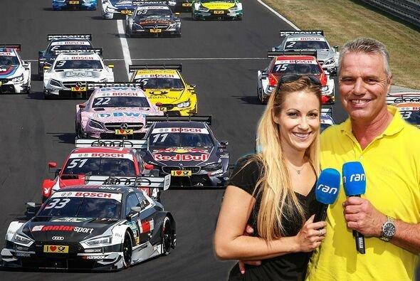 Die DTM wechselt nach 18 Jahren ARD ab 2018 zu Sat.1 - Foto: Motorsport-Magazin.com/Collage