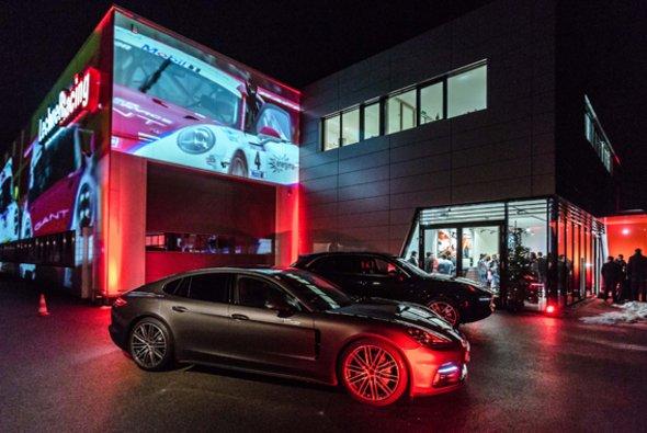 Die Team & Driver Champions Night im Lechner Racing Headquarter in Thalgau - Foto: Lechner Racing