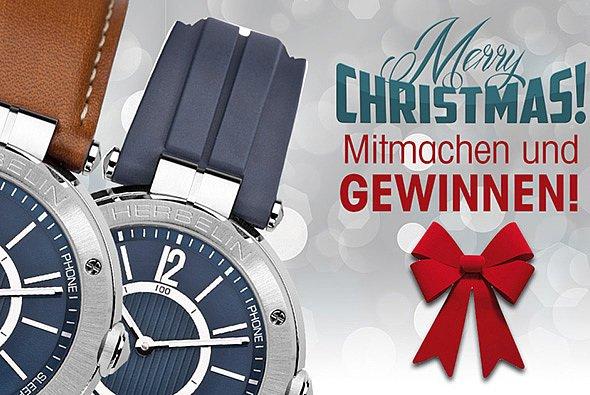 Gewinne eine von zwei Armbanduhren von Michel Herbelin - Foto: Motorsport-Magazin.com