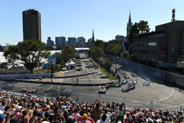 Im Juli 2017 gastierte die Formel E erstmals in Montreal zum Saisonfinale - Foto: LAT Images