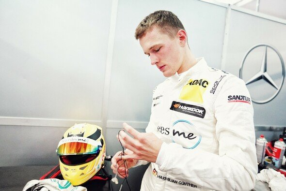 Max Günther steigt zur Saison 2018 in die Formel 2 auf - Foto: Daimler AG