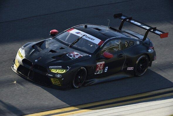 Der BMW M8 GTE musste nochmal neu konzipiert werden - Foto: BMW