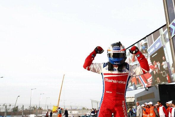 Felix Rosenqvist ist das Qualifying-Monster in der Formel E - Foto: LAT Images