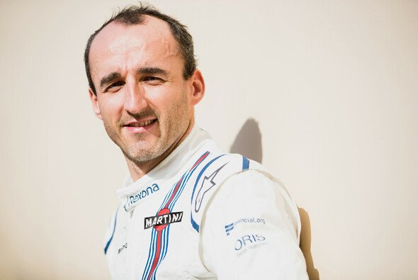 Robert Kubica wird 2018 drei Formel-1-Trainings für Williams fahren - Foto: Williams
