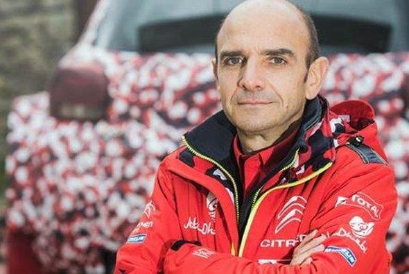 Das ist Citroens neuer Sportchef: Pierre Budar - Foto: Citroen