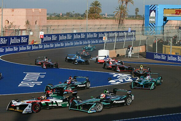 Halbzeit in der Formel E: So haben sich die 10 Teams bislang geschlagen - Foto: Audi Sport