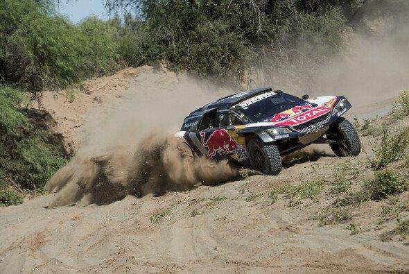 Die Rallye Dakar findet 2019 ausschließlich in Peru statt - Foto: Red Bull