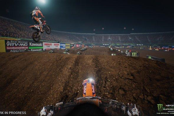 Foto: Monster Energy Supercross