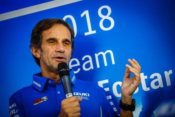 Davide Brivio verlässt die MotoGP - Foto: gp-photo.de/Ronny Lekl