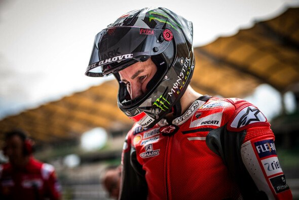 Jorge Lorenzo will in Sepang an den Start gehen - Foto: gp-photo.de/Ronny Lekl