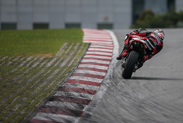 Bester Rookie an Tag 3: Takaaki Nakagami - Foto: LCR Honda