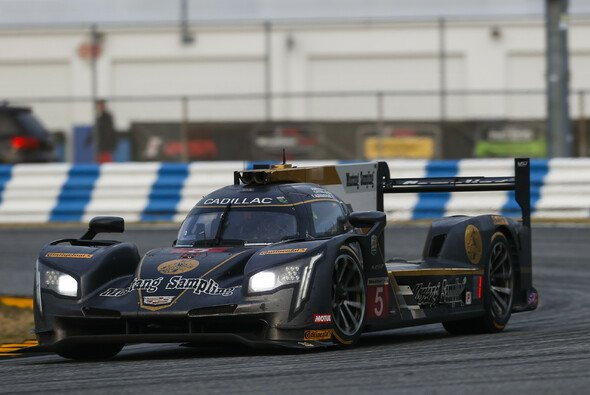 Action Express Racing sicherte sich den Sieg in Daytona - Foto: LAT Images