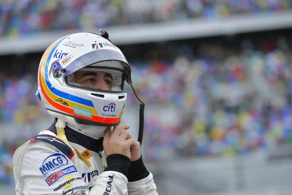 Fernando Alonso hat viel aus Daytona mitnehmen können - Foto: LAT Images