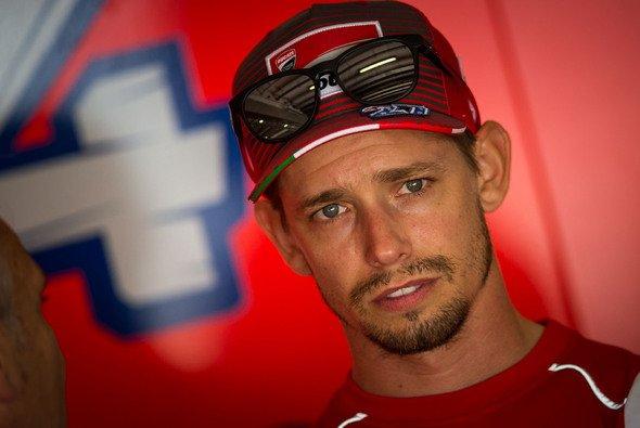 Casey Stoner verabschiedet sich von Ducati - Foto: Ronny Lekl