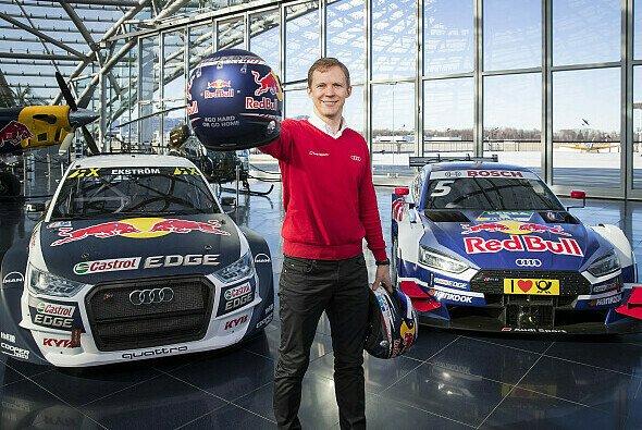 Mattias Ekström kündigt an: Ich habe Optionen! - Foto: Audi