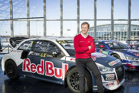 Mattias Ekström und EKS starten 2019 nicht mehr in der Rallycross-WM - Foto: Audi