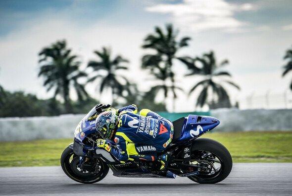 Die MotoGP ist in Malaysia unterwegs - Foto: Yamaha