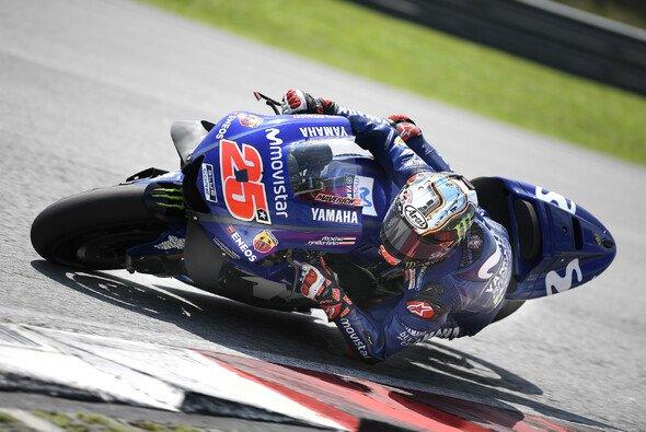 Maverick Vinales konnte im letzten Rennen siegen - Foto: Yamaha