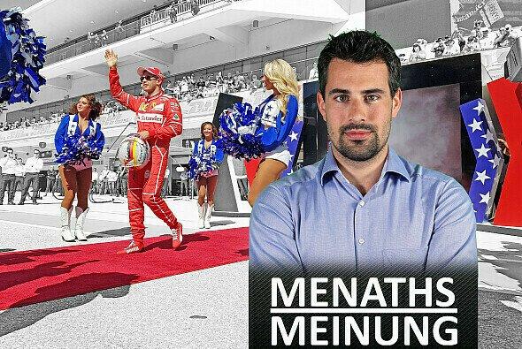 Motorsport-Magazin.com-Redakteur Christian Menath sieht die Abschaffung der Grid Girls kritisch - Foto: Motorsport-Magazin.com