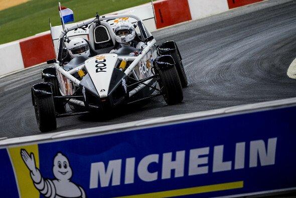 Rudy van Buren wurde sogar zum Race of Champions eingeladen - Foto: Race of Champions