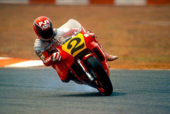Randy Mamola wurde durch seinen spektakulären Fahrstil zum Publikumsliebling - Foto: MotoGP