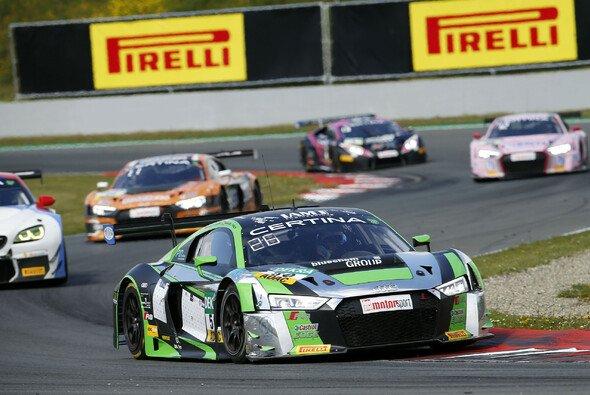 YACO Racing setzt weiterhin auf den Audi R8 LMS - Foto: ADAC GT Masters