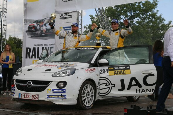 Der ADAC Opel Rallye Cup 2018 weist einmal mehr ein attraktives Teilnehmerfeld auf - Foto: ADAC Opel Rallye Cup