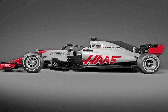 Haas F1 hat Williams mit dem Überraschungslaunch die Show gestohlen - Foto: Haas F1 Team