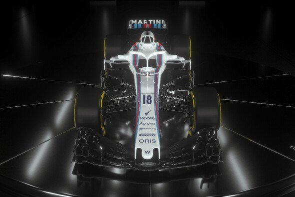 Der Williams-Launch in London - Foto: Williams