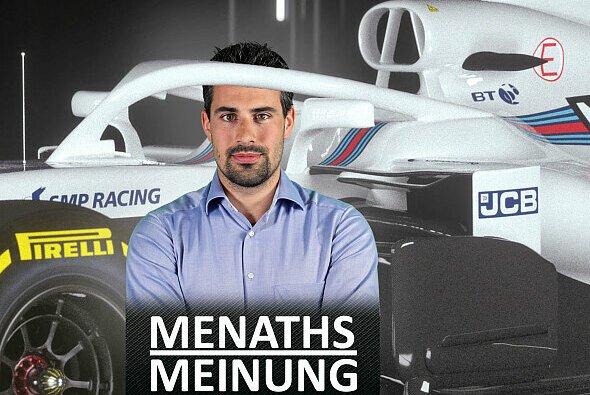 Alles halb so schlimm mit dem Halo - meint Motorsport-Magazin.com-Redakteur Christian Menath - Foto: Williams/Motorsport-Magazin.com