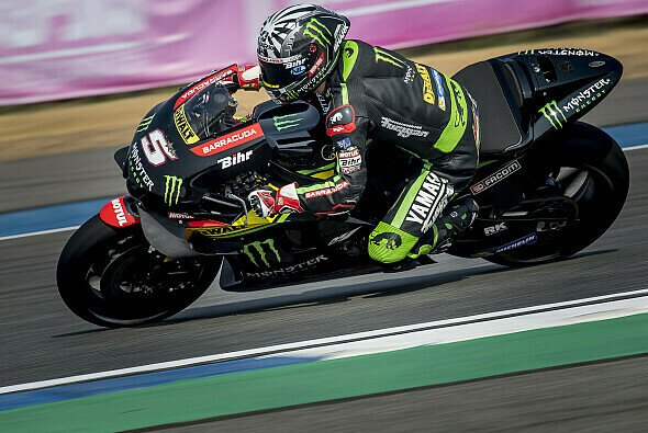Johann Zarco fuhr in die Top-5 - Foto: Tech3