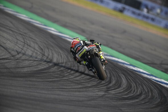 Die MotoGP-Cracks erkundeten erstmals den Chang International Circuit in Buriram (Thailand) - Foto: LCR