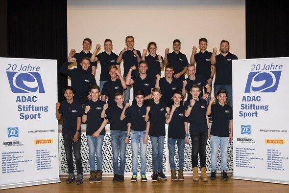 Die Förderpiloten der ADAC Stiftung Sport bei ihrem Seminar im Chiemgau - Foto: ADAC Stiftung Sport