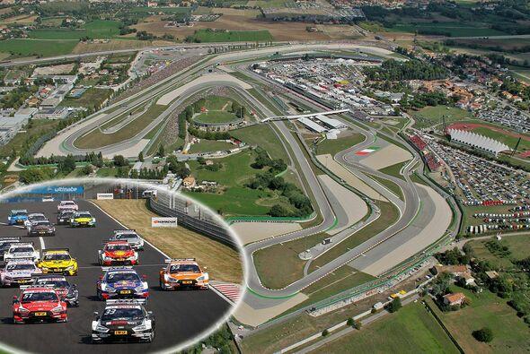 Für die DTM ist Misano Neuland - für einige Fahrer nicht - Foto: Motorsport-Magazin.com